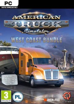 American Truck Simulator - West Coast Bundle PC