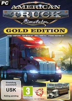 American Truck Simulator Gold Edition PC