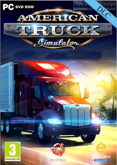 American Truck Simulator PC - New Mexico DLC