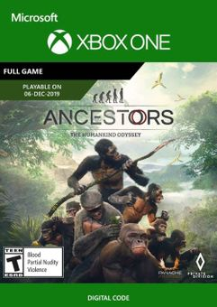 Ancestors: The Humankind Odyssey Xbox One (US)