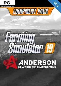 Farming Simulator 19 - Anderson Group Equipment Pack PC