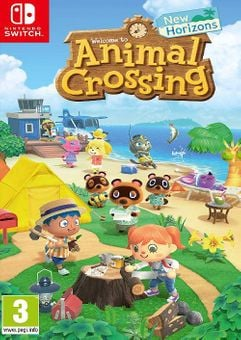 Animal Crossing: New Horizons Switch (US)
