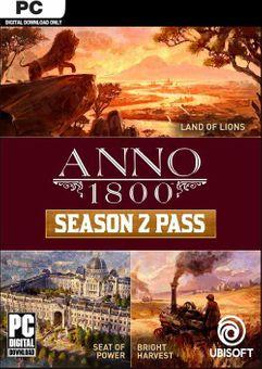 Anno 1800  Season 2 Pass PC - DLC (EU)