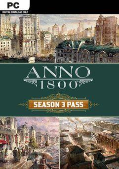 Anno 1800 Season Pass 3 PC (EU)