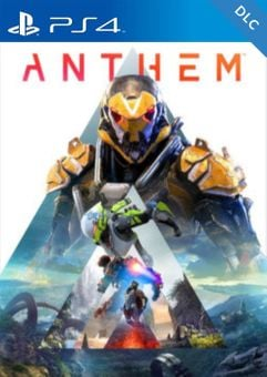 Anthem PS4 DLC