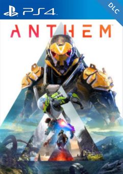 Anthem PS4 DLC