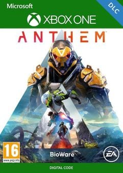 Anthem Xbox One DLC