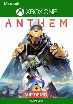Anthem Xbox One + VIP Demo