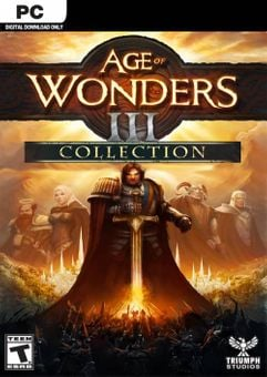 Age of Wonders III 3: Collection PC