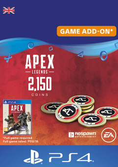 Apex Legends 2150 Coins PS4 (UK)