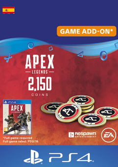 Apex Legends 2150 Coins PS4 (Spain)