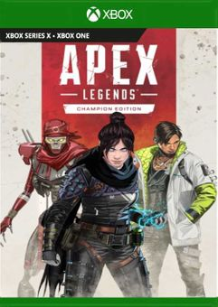 Apex Legends - Champion Edition Xbox One  (UK)