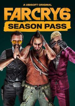 Far Cry 6 Season Pass Xbox One (EU)
