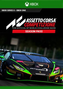 Assetto Corsa Competizione Season Pass Xbox One (UK)