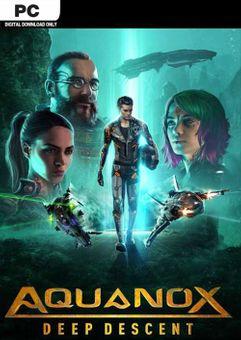 Aquanox Deep Descent PC
