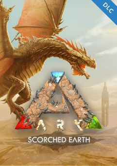 ARK Survival Evolved PC - Scorched Earth DLC