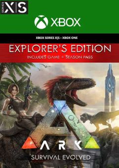 ARK Survival Evolved Explorers Edition Xbox One/Xbox Series X|S (US)