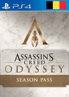 Assassin's Creed Odyssey - Season Pass PS4 (Belgium)