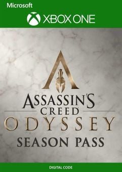 Assassin's Creed Odyssey Season Pass Xbox One (US)