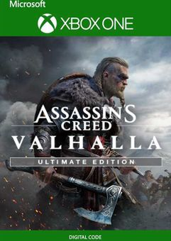 Assassin's Creed Valhalla Ultimate Edition Xbox One (UK)