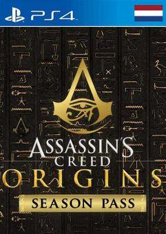 Assassin's Creed Origins Season Pass PS4 (Netherlands)