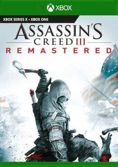 Assassin's Creed III  Remastered Xbox One (EU)
