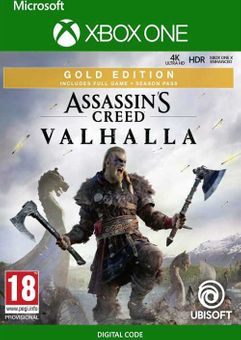 Assassin's Creed Valhalla Gold Edition Xbox One (UK)