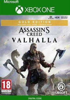 Assassin's Creed Valhalla Gold Edition Xbox One (US)