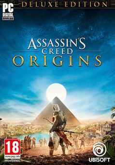 Assassin's Creed Origins Deluxe Edition PC