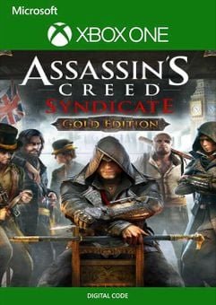Assassin's Creed Syndicate Gold Edition Xbox One (US)