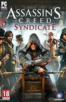 Assassin's Creed Syndicate PC Code - Uplay