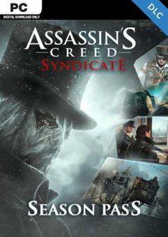 Assassin's Creed Syndicate Season Pass PC - DLC (EU)