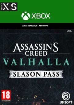 Assassin's Creed Valhalla – Season Pass Xbox One (WW)