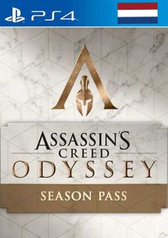 Assassin's Creed Odyssey - Season Pass PS4 (Netherlands)