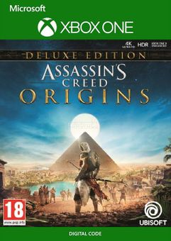 Assassin's Creed Origins - Deluxe Edition Xbox One (UK)