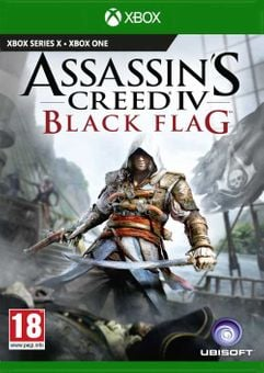 Assassin's Creed IV  - Black Flag Xbox One (US)