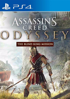 Assassins Creed: Odyssey The Blind King DLC PS4