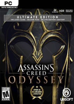 Assassin's Creed Odyssey - Ultimate Edition PC
