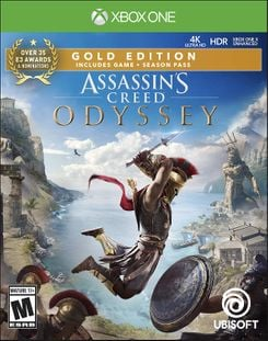 Assassin's Creed: Odyssey - Gold Edition Xbox One (UK)