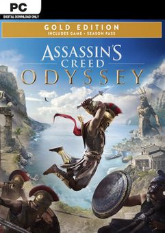 Assassins Creed Odyssey - Gold PC