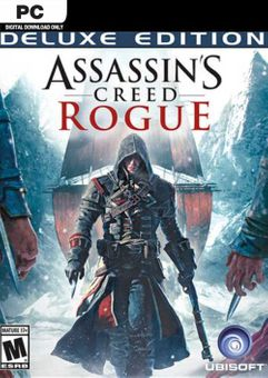 Assassins Creed Rogue Deluxe Edition PC