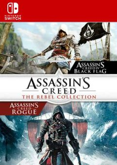 Assassins Creed The Rebel Collection Switch (EU)