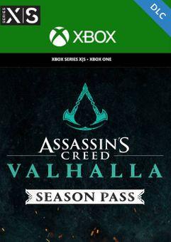 Assassins Creed Valhalla – Season Pass Xbox One (UK)