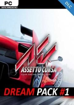 Assetto Corsa - Dream Pack 1 PC - DLC
