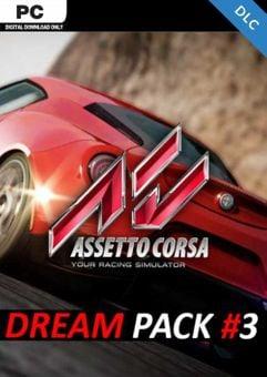 Assetto Corsa - Dream Pack 3 PC - DLC