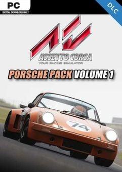 Assetto Corsa - Porsche Pack I PC - DLC