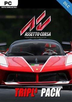 Assetto Corsa -Tripl3 Pack PC - DLC