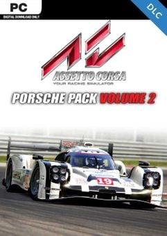 Assetto Corsa - Porsche Pack II PC - DLC