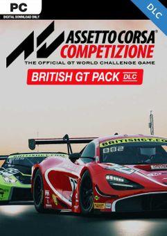 Assetto Corsa Competizione - British GT Pack PC - DLC