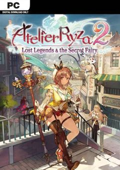 Atelier Ryza 2: Lost Legends & the Secret Fairy PC